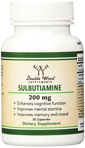 Sulbutiamine-Capsules-Nootropic-Supplement-Made-in-USA-50-Count-200mg