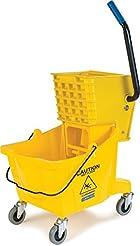 Carlisle 3690804 Commercial Mop Bucket w...