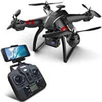 Drone Eye FPV Drone with 1080p HD Camera Live Video and...