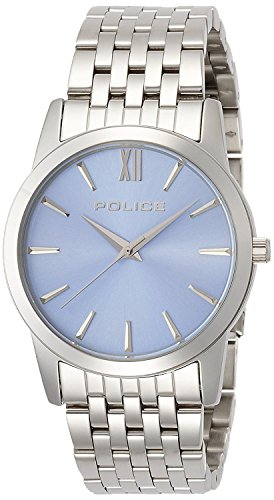 POLICE watch Celebration 7 consecutive belt 14495MS-08M 21000 Men's [regular imported goods]