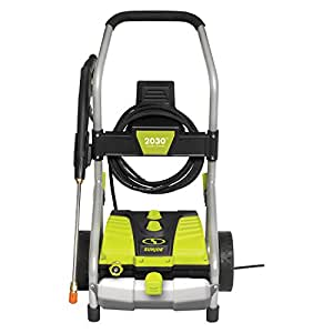 Sun Joe SPX4000 2030 PSI 1.76 GPM 14.5-Amp Electric Pressure Washer w/Pressure-Select Technology