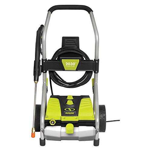 Series Unit Power - Sun Joe SPX4000 2030 PSI 1.76 GPM 14.5-Amp Electric Pressure Washer w/ Pressure-Select Technology