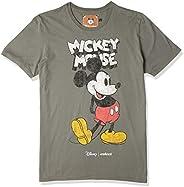 Camiseta Estampa Disney, Colcci, Masculino, Cinza Alpen, M