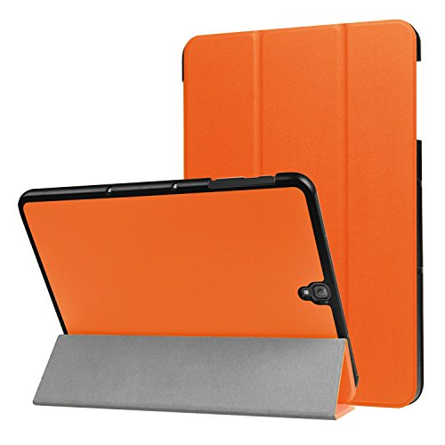 Tuff-Luv Tough Smart Cover & stand for Samsung Galaxy Tab S3 9.7 - Orange