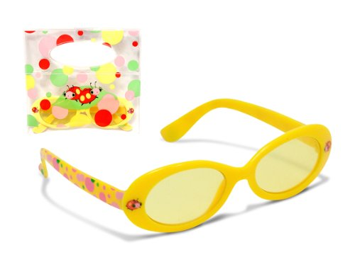 Melissa & Doug Sunny Patch Mollie and Bollie Flip-Open Sunglasses With UV - Sunglasses Uv Recommended Protection For