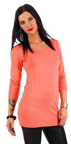 Mellice - Camisas - Básico - para mujer salmón