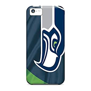 Cute Appearance Cover/tpu Ggg5169qWRr Seattle Seahawks Case For Iphone 5c