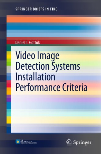 Video Image Detection Systems Installation Performance Criteria (SpringerBriefs in Fire)