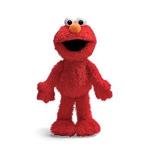 Gund Sesame Street Elmo Stuffed Animal, 15 inches