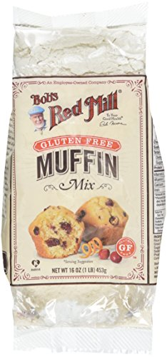 Bob's Red Mill Muffin Mix, Gluten Free, 16 Ounce