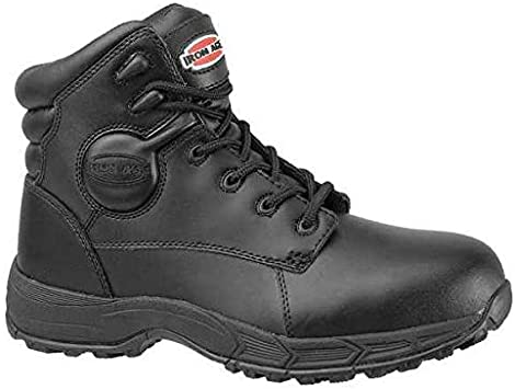 Athletic Boots, STL Toe, 6In, Bl