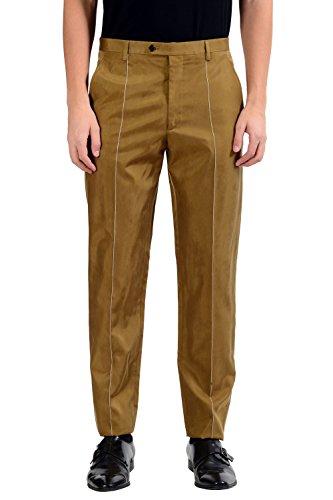 maison-martin-margiela-mens-tawny-brown-dress-pants-us-32-it-48