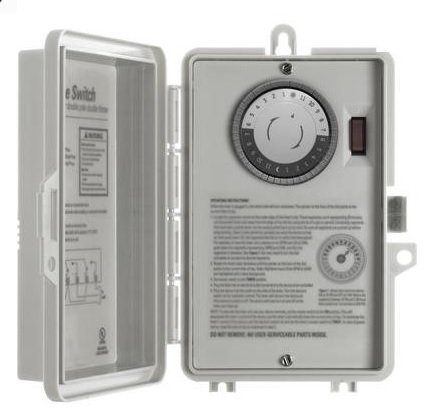 eh40 water heater timer - 8