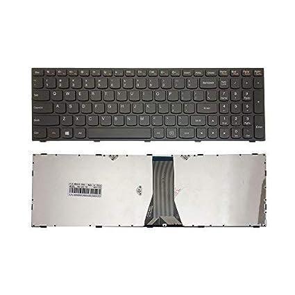 Lapmate Laptop Keyboard for Lenovo G50-30 G50-45 G50-70 G50-70m G50-80  Series
