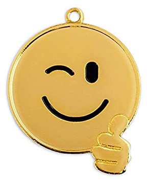 Pokale & Preise Medaille Kegeln Kinder Silber 5cm Durchmesser
