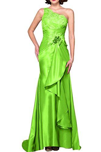 La_mia Braut Rosa Ein-Traeger Spitze Abendkleider Brautmutterkleider Partykleider Etuikleider Bodenlang Figurbetont Neu Apfel Gruen 79huz
