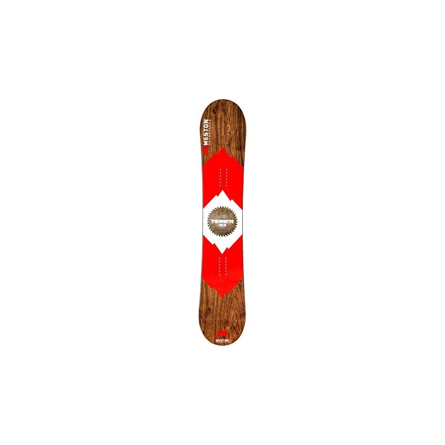 Weston Snowboards Timber Snowboard Wide