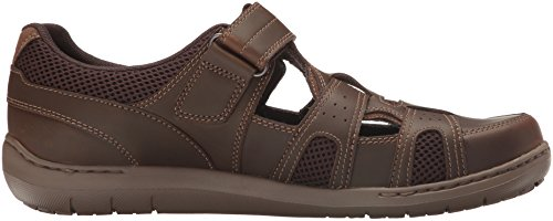 thumbnail 8 - Dunham Men's Fitsmartfisherman Fisherman Sandal - Choose SZ/color