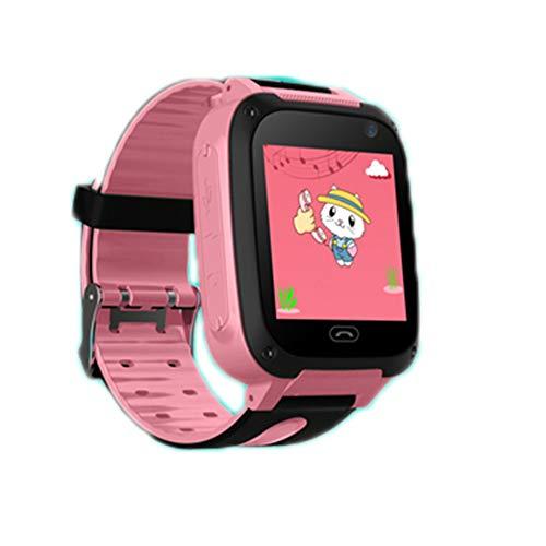 Relojes Inteligentes niñas, rastreador GPS a Prueba de Agua niños, teléfonos móviles, cámara