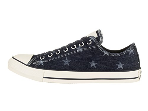 All unisex Hi Zapatillas Star Egret Inked Converse Denim Dark dvFSOwndq