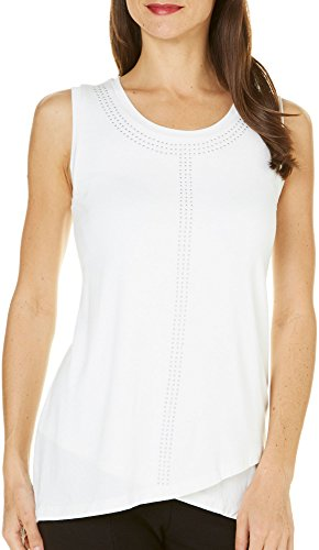Used, Nue Options Womens Melbourne Embellished Tank Top Medium for sale  Delivered anywhere in USA