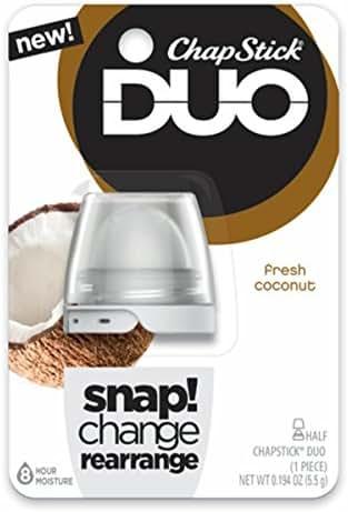 Lip Balm & Chapstick: ChapStick Duo