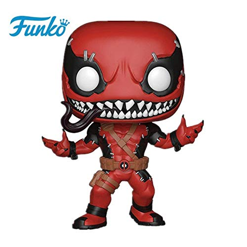 - VIET STAR 1Pcs Venom Theme Action Figure #300 Venompool #82 #99 #100 Collectible Model Toy for Movie Fans Gift with Box- Complete Series Merchandise - Legends Gifts Movies Comic Toys Collection