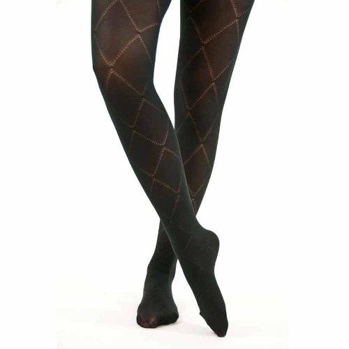 Pattern Pantyhose - 6