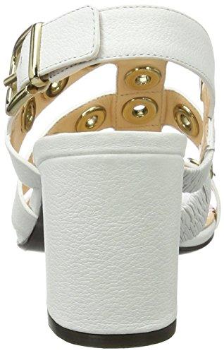 Primafila Vrouwen 50.3.108 Slingback Sandalen Wit (wit)