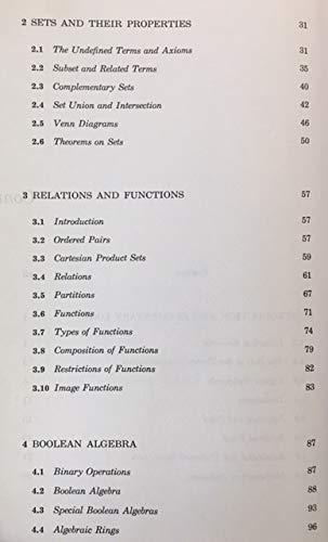 Elements Of Set Theory Peter W Zehna Books