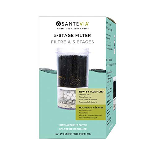 Santevia Water Systems 5 Stage Filter -