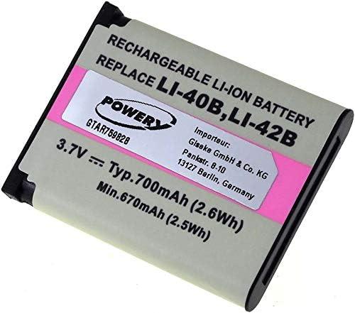 Akku Kompatibel Mit Fuji Typ Np 45a Np 45 Elektronik