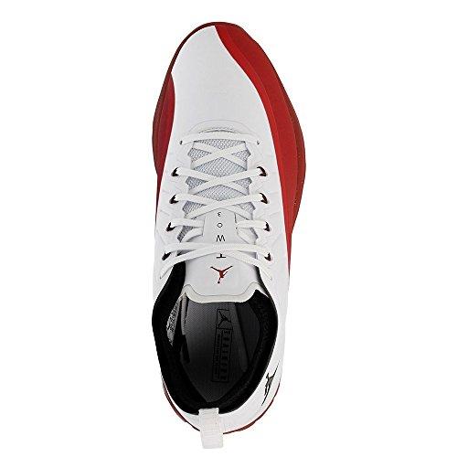 Jordan Nike Männer Trainer Prime Trainingsschuh Schwarz-weiß-rot