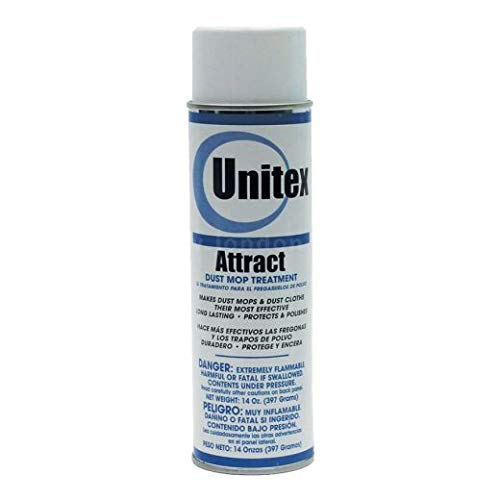 Unitex Attract Dust Mop Treatment (30 Units)