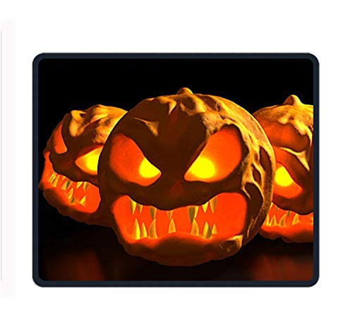 Scary Halloween Pumpkin Carving Mousepad Mouse pad mat Mousepad Mouse pad Mouse mat -