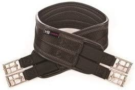 Shires Anti Chafe Contour Girths with Elastic Ends