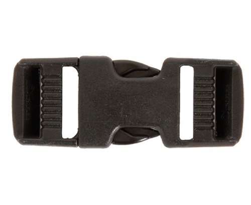 Adjustable Dual Pinch Side Release Buckle 2