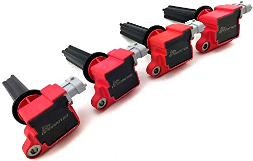 Chevy Cobalt Ss Supercharged - CHEVY COBALT SS Hi OUTPUT IGNITION COILS SET ION REDLINE 2.0L SUPERCHARGED 4 cyl