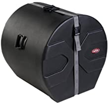 SKB 20 X 20 Bass Case with Padded Interior