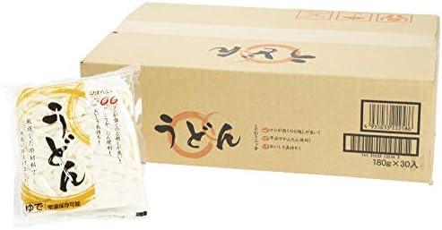 佐藤食品 うどん 180g×30袋