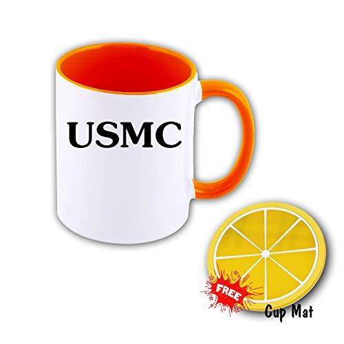 marine corps thermal coffee mug - 8