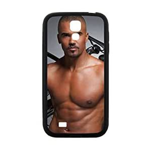 Happy Shemar Franklin Moore Cell Phone Case for Samsung Galaxy S4