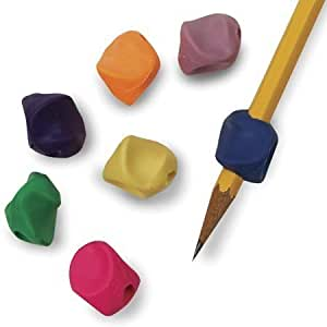 10 Mini Pencil Grips, Similar to Stetro Grips by The Pencil Grip Inc