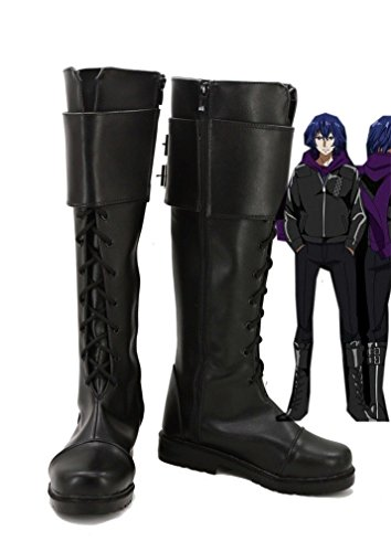 Bromeo Tokyo Ghoul Anime Kirishima Ayato Cosplay Chaussure Bottes Boots