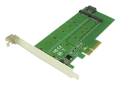 Visiontek Profile Low - VisionTek Products PCIe M.2 Adapter Card (900989)
