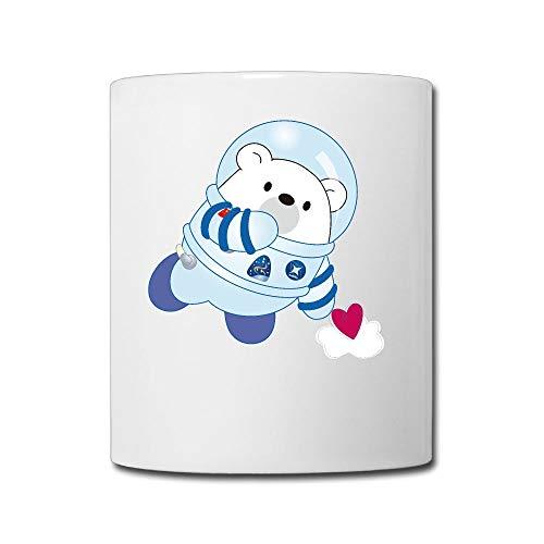 ShenigonSpace Bear 11oz Tea Cup Coffee Mug