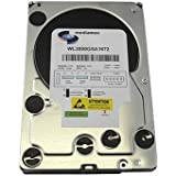 "White Label 2 Terabyte (2TB) 16MB Cache 7200RPM SATA2 3.5"" Internal Desktop Hard Drive (For PC, Mac, CCTV DVR, NAS) - w…"