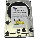 White Label 2 Terabyte (2TB) 16MB Cache 7200RPM SATA2 3.5 Internal Desktop Hard Drive (For PC, Mac, CCTV DVR, NAS) - w/ 1 Year Warranty