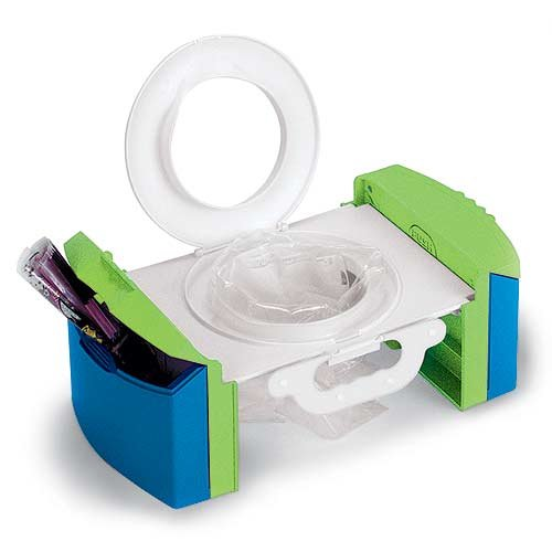 Travel Potty by Cool Gear