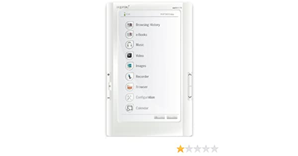 Approx APPEB01TW - Lector de eBooks, 7 pulgadas, TFT, 4 GB, color ...